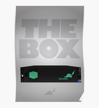 The Box by Pied piper Poster