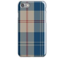 01499 Torridon Royal Blue Fashion Tartan iPhone Case/Skin