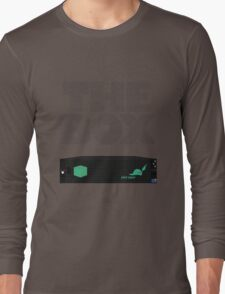 The Box by Pied piper Long Sleeve T-Shirt