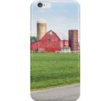 Rural Ohio Road iPhone Case/Skin