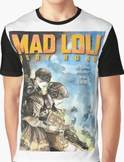 Mad Loli - Fury Road Graphic T-Shirt