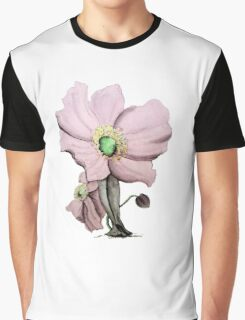 As She Blossoms Graphic T-Shirt