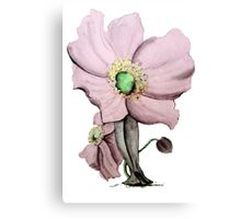 As She Blossoms Canvas Print
