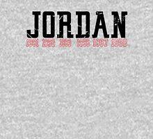 Michael Jordan Championship years  Unisex T-Shirt