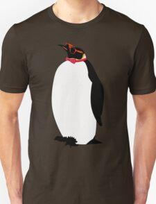 Hipster Penguin Unisex T-Shirt