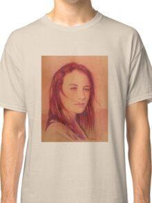 'Through the Violets.' A Tori Amos Portrait Classic T-Shirt