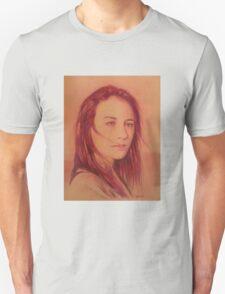 'Through the Violets.' A Tori Amos Portrait T-Shirt