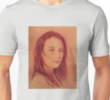 'Through the Violets.' A Tori Amos Portrait Unisex T-Shirt