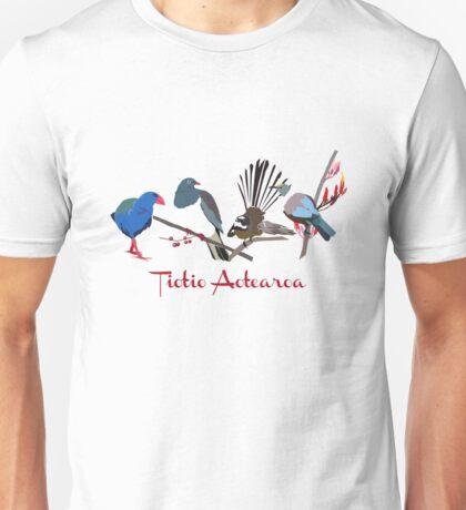 Tiotio Aotearoa Unisex T-Shirt