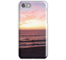 Sunset, Cottesloe Beach iPhone Case/Skin