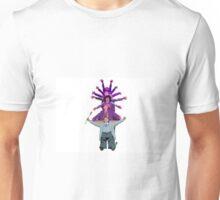 taha + emily-may - bruce pose Unisex T-Shirt
