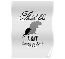 Think like Rat VRS2 Poster