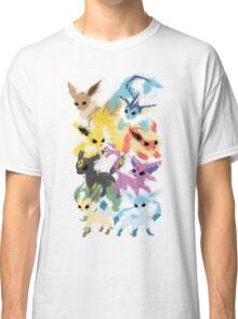 Eeveelutions Classic T-Shirt