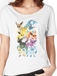 Eeveelutions Women's Relaxed Fit T-Shirt