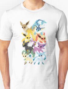 Eeveelutions Unisex T-Shirt