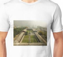 Late Morning Fog at The Great Wall Unisex T-Shirt