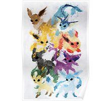 Eeveelutions Poster