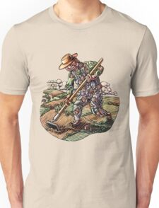 Cooperative Farming Unisex T-Shirt