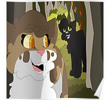 Hollyleaf and Leafpool Poster