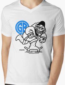 Gorilla Biscuits Mens V-Neck T-Shirt