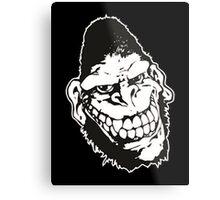 Gorilla Biscuits Metal Print