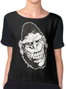 Gorilla Biscuits Chiffon Top