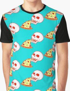 Pizza til I Die Graphic T-Shirt