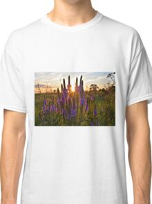 Looseleaf Sunset 2 Classic T-Shirt