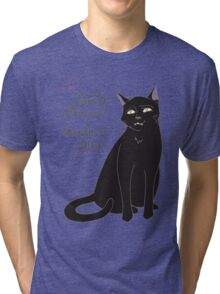 Binx - Hocus Pocus (White) Tri-blend T-Shirt