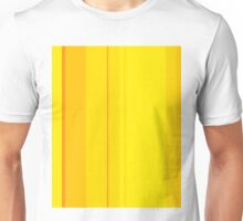 Yellow design by Moma Unisex T-Shirt