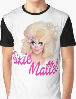 Trixie Mattel- Barbie Graphic T-Shirt