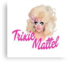 Trixie Mattel- Barbie Canvas Print