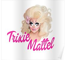 Trixie Mattel- Barbie Poster
