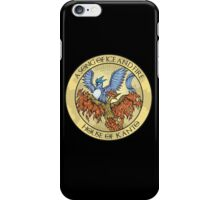 Song of Ice and Fire iPhone Case/Skin