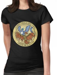 Song of Ice and Fire Womens Fitted T-Shirt
