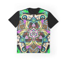 Mandala HD 4 Graphic T-Shirt