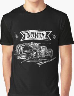 HOTROD STYLE Graphic T-Shirt