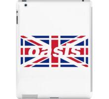 Oasis - Union Jack iPad Case/Skin