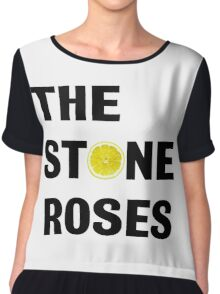 The Stone Roses Chiffon Top