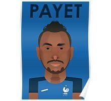 Payet France 2016 Poster