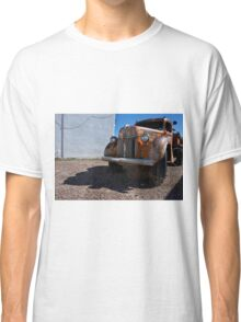 Old Vehicle VII  BW - Ford Truck Color Classic T-Shirt