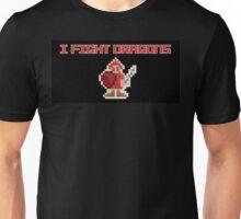 Ifight Drgons lgo Unisex T-Shirt