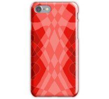 Scarlet Stitching iPhone Case/Skin