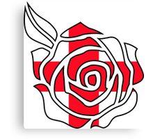 English Rose Canvas Print