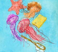 Realism on Jellyfish Fields by Melissa Smith