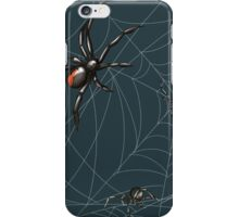 Spidery secrets iPhone Case/Skin