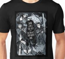 Game of Thrones fanart #2 Unisex T-Shirt