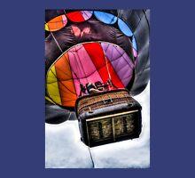 Hot Air Balloon Decent Unisex T-Shirt