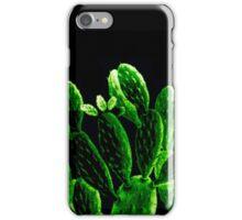cactus lumineux iPhone Case/Skin