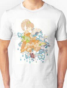 Raindrop Dancer Unisex T-Shirt